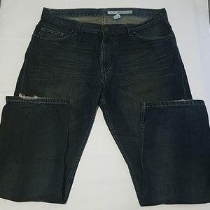 Men's DKNY Straight Jeans